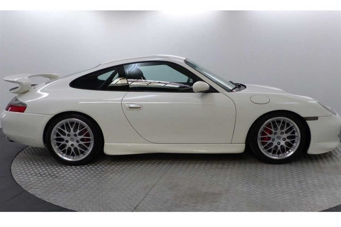 Racecarsdirect Com Porsche 996 Gt3 Clubsport Mk1 2000