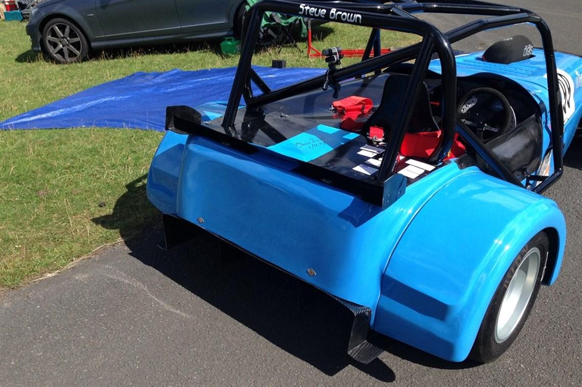 Racecarsdirect com - Westfield SE Megabusa