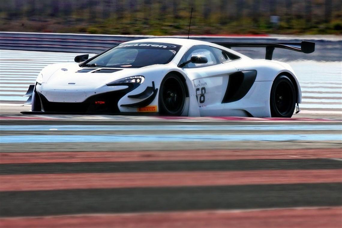 Racecarsdirect.com - McLaren 650S GT3