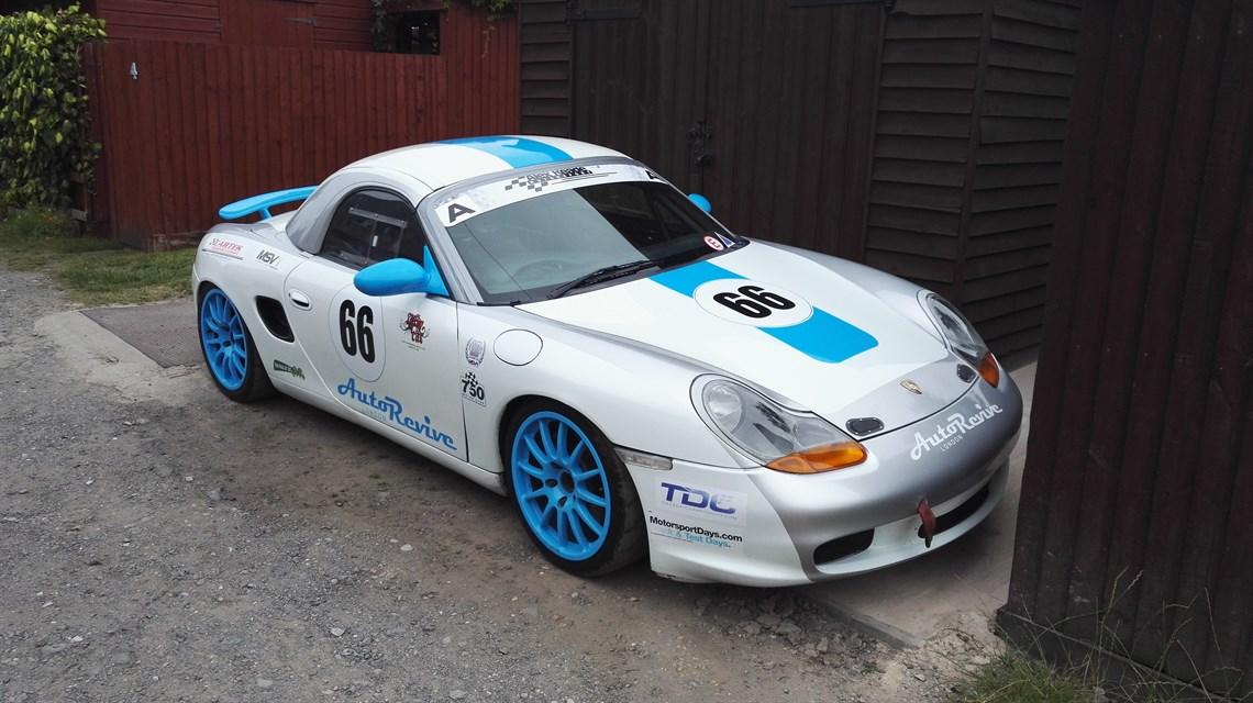 racecarsdirect - porsche boxster 3.2s race car
