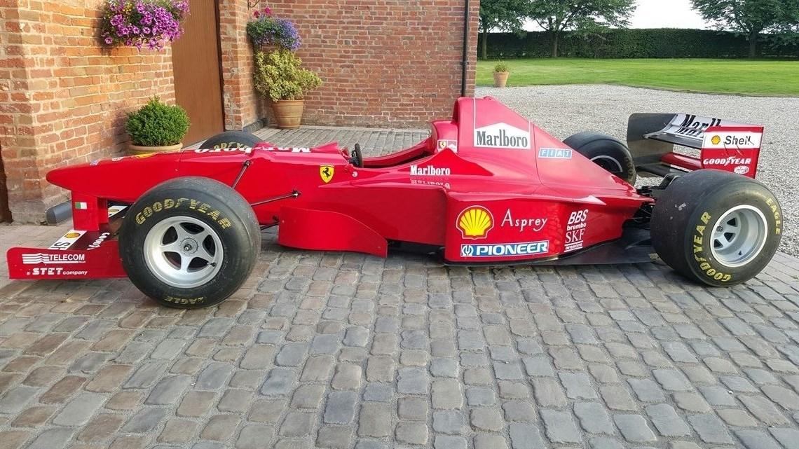 Racecarsdirect.com - EXTRA REDUCTION!! Ferrari F310B Schumacher F1