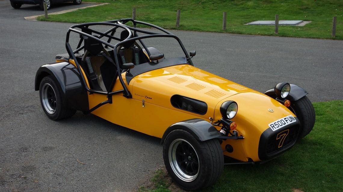 Racecarsdirect.com - Caterham R500