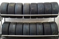 used-dunlop-btcc-slicks-10-each