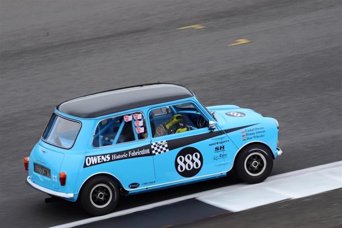 Racecarsdirect.com - Appendix k 1964 historic race mini