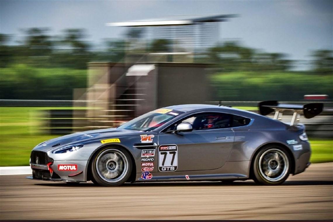 Racecarsdirect.com - ASTON MARTIN GT4 Race Car