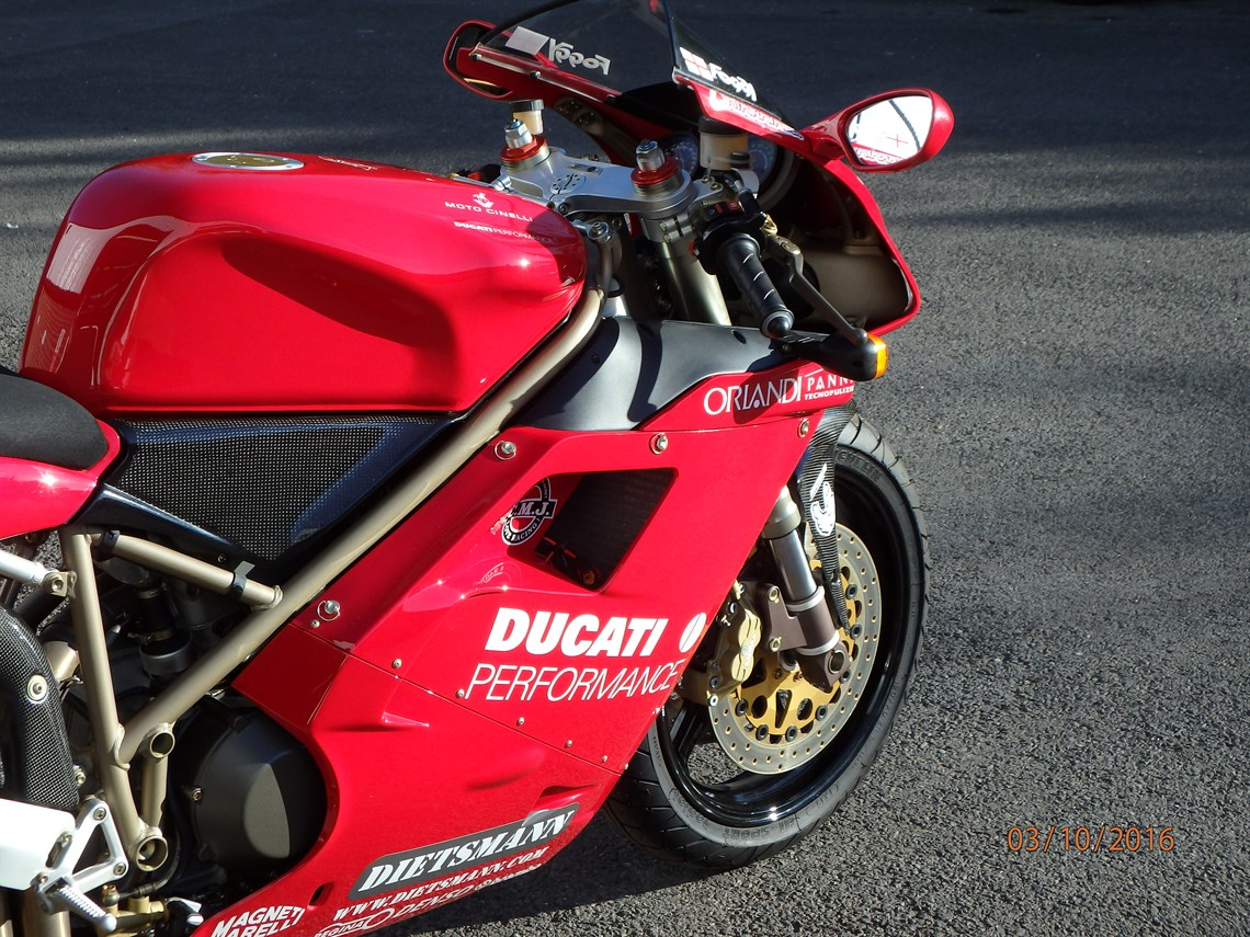 Racecarsdirect Com Ducati 916 Sps Fogarty Replica
