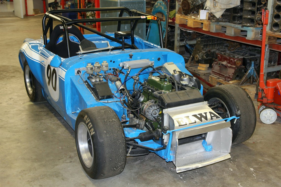 Racecarsdirect Com Mg Midget Modsport