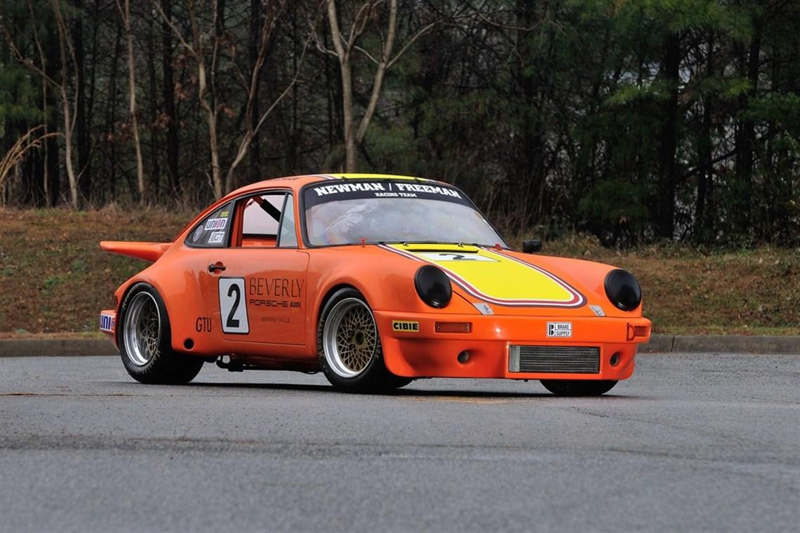 Racecarsdirect Com Porsche S Paul Newman Imsa Race Car