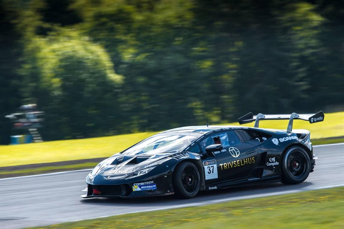 Racecarsdirect Com Lamborghini Huracan Super Trofeo