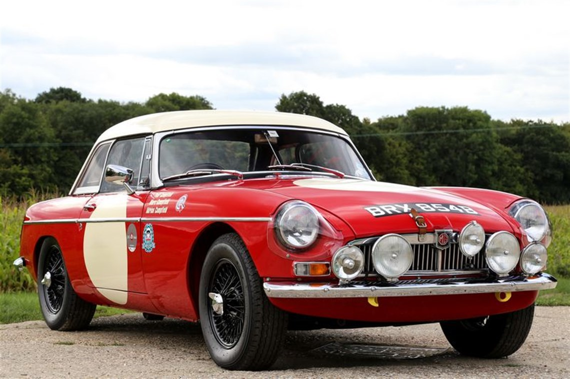 Beautiful Mg Rally Car For Sale Contemporary - Classic Cars Ideas ...