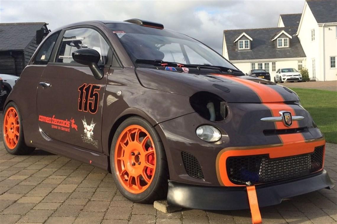 Racecarsdirect Com Fiat 500 Assetto Corse Gra