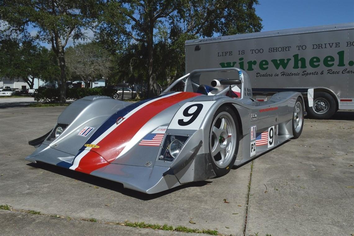 Racecarsdirect Com 2000 Lola B2k 40 Alms P2 Chassis Hu07