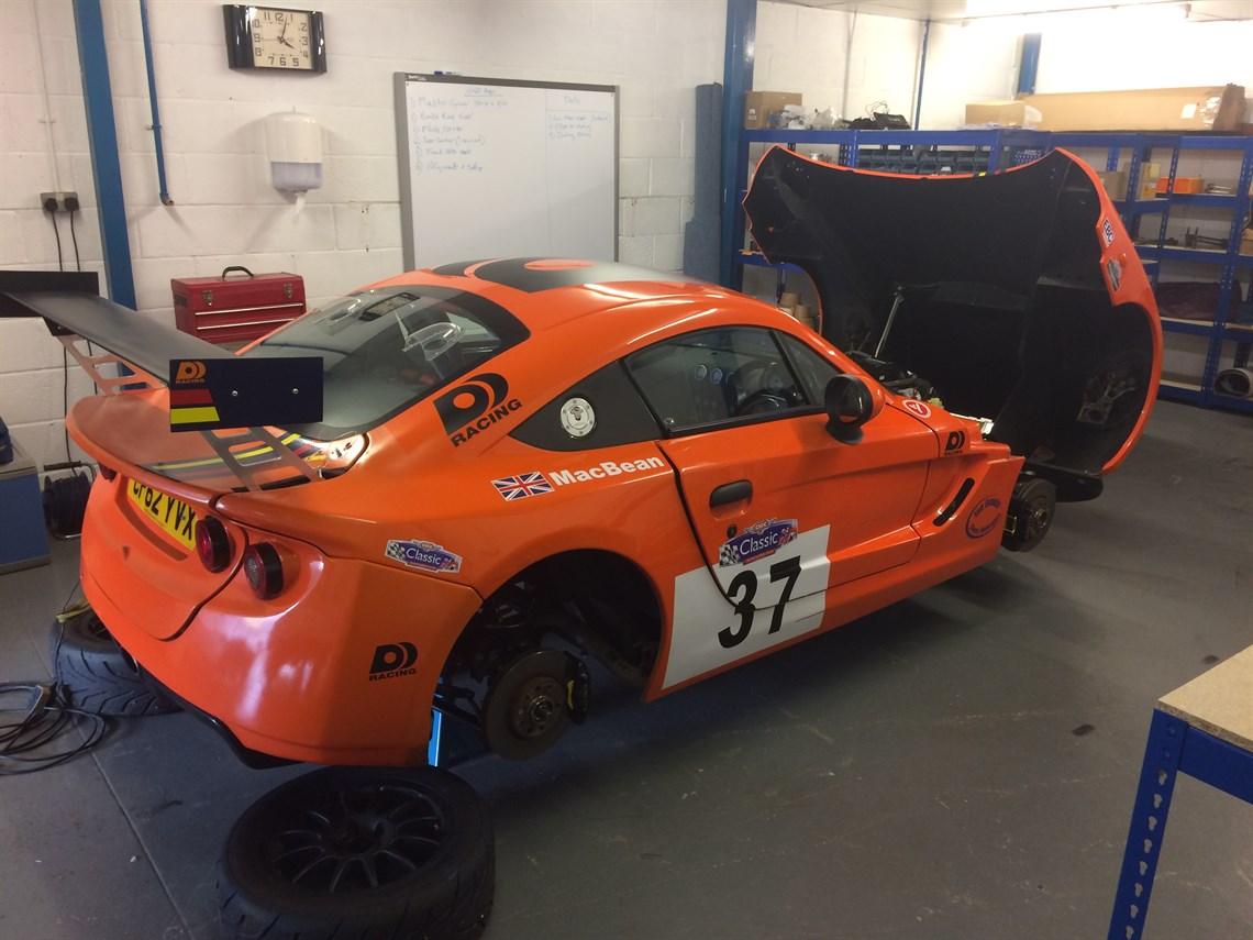 Racecarsdirect.com - Ginetta G40R