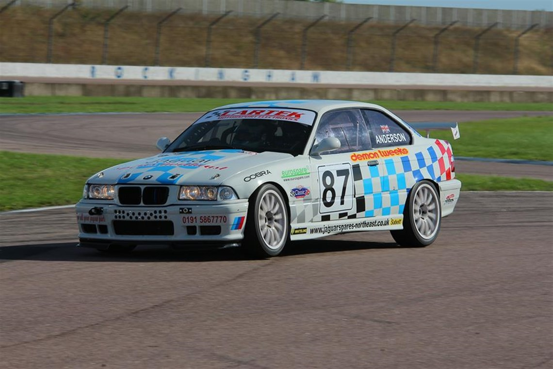 Racecarsdirect Com Bmw E36 3 2 M3 Race Car