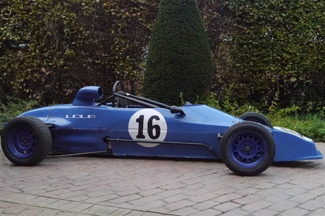 Racecarsdirect.com - 1984 Lola 644E Formula Ford 1600