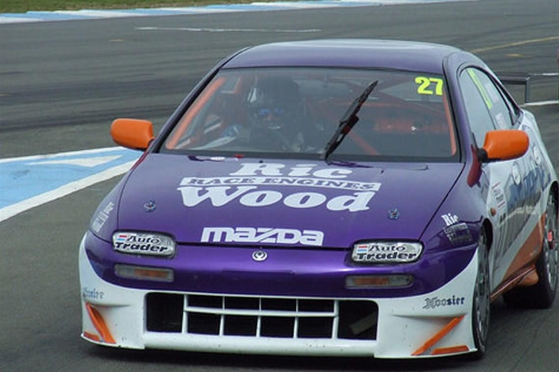 Racecarsdirect Com Mazda 323 Super Touring Car