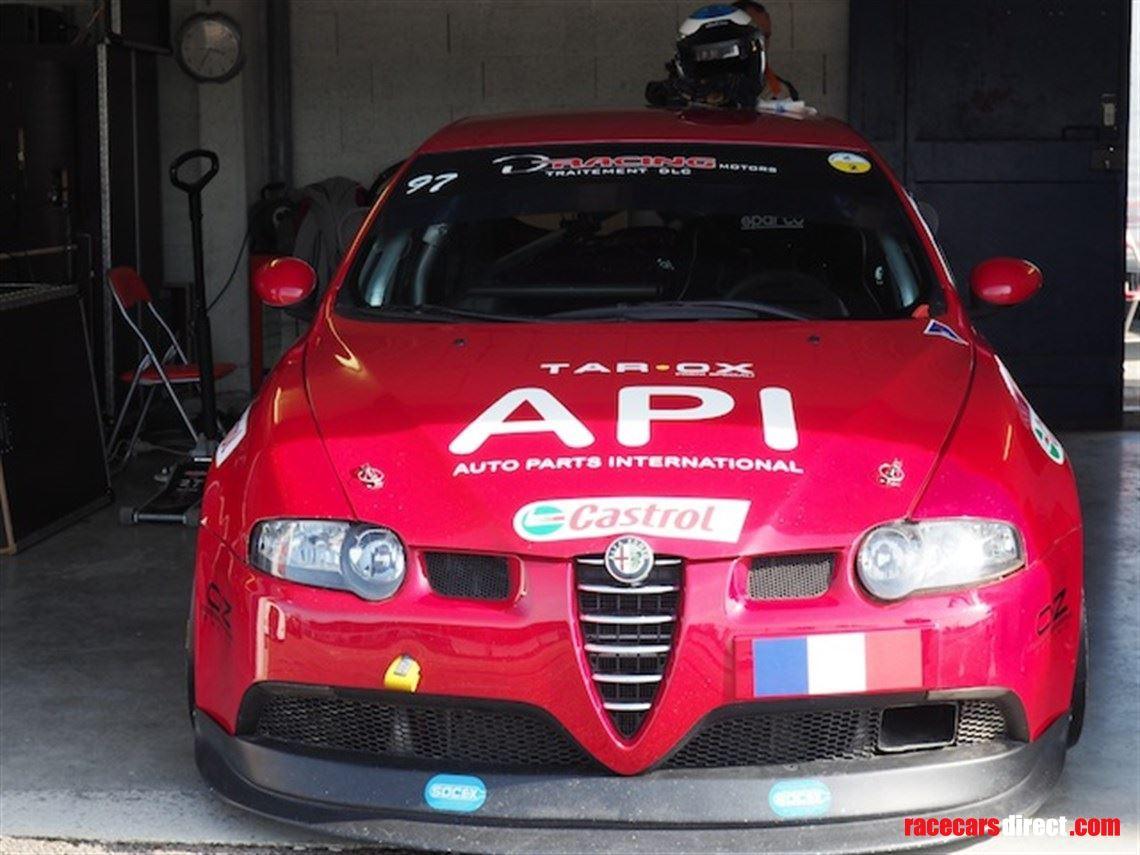 Alfa Romeo 147 Gta Cup Ex Tom Coronel Usa Parts International