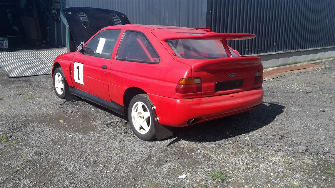 Racecarsdirect.com - Ford Escort COSWORTH RS TURBO