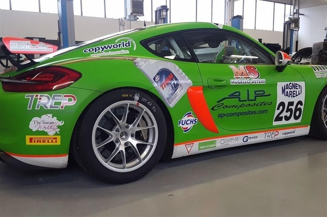 Racecarsdirect Com Porsche Cayman Gt4 Clubsport