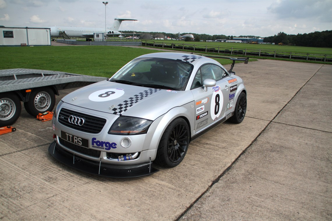 Racecarsdirect Com Audi Tt Rs
