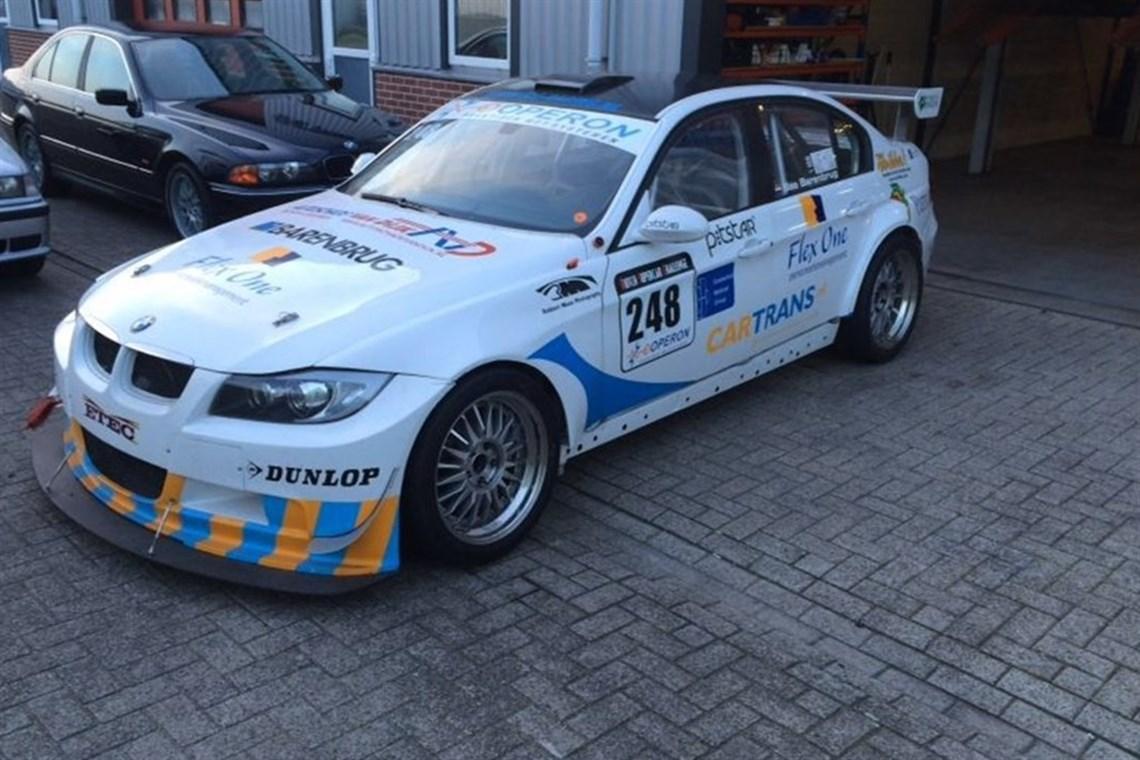 Racecarsdirect.com - BMW M3 E90 5.0 V8