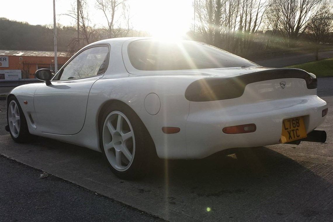 Racecarsdirect.com - Mazda RX7 FD race car for sale