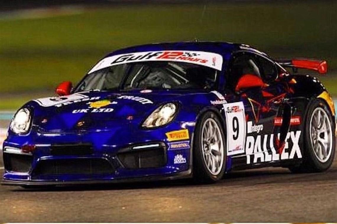 Racecarsdirect Com Porsche Cayman Gt4 Mr Clubsport