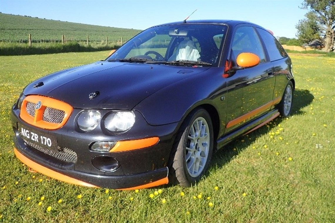 mg-zr-170-race-or-track-day-car