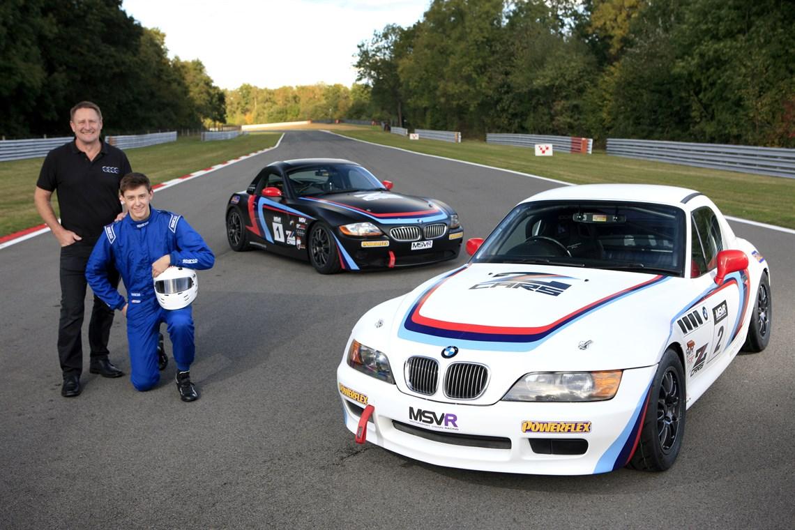 Racecarsdirect Com Msvr Z Cars Racing Series Bmw Z3 S Amp Z4 S