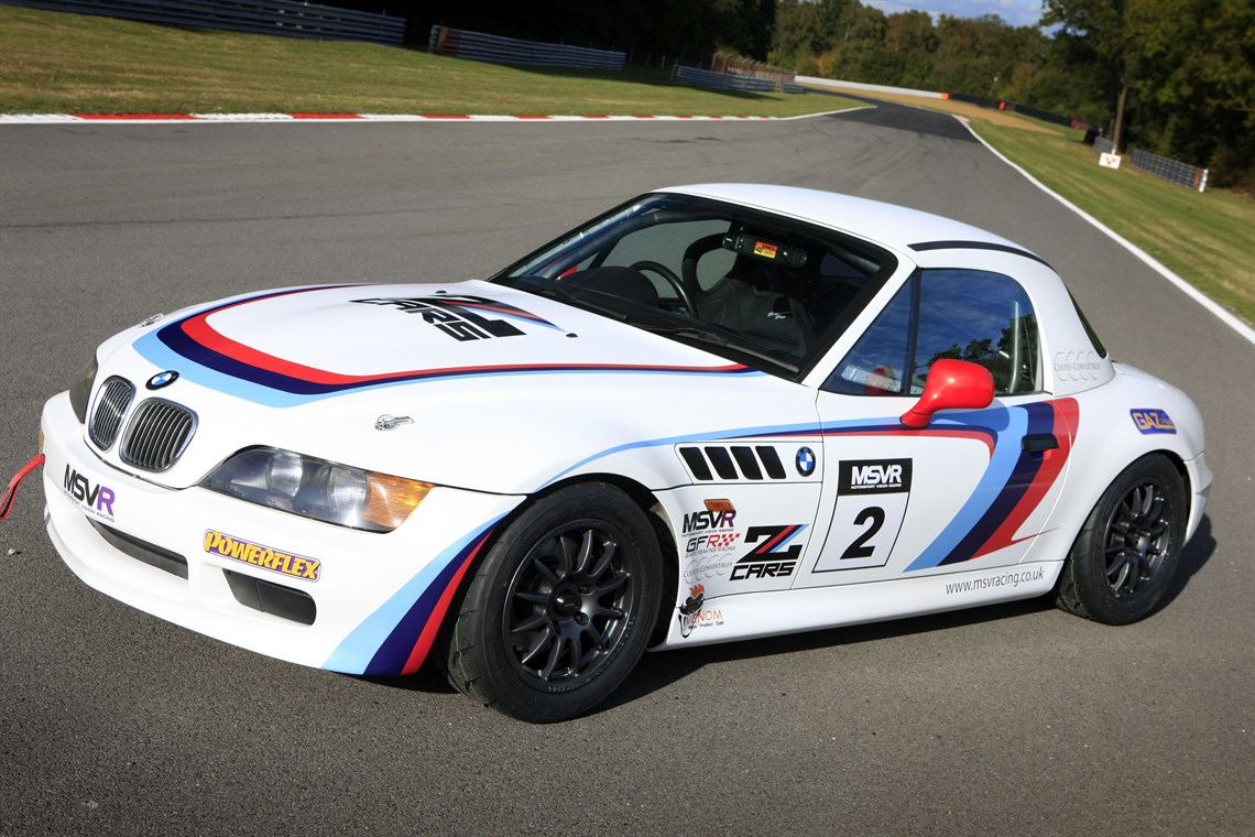 Racecarsdirect Com Msvr Z Cars Racing Series Bmw Z3 S Amp Z4 S