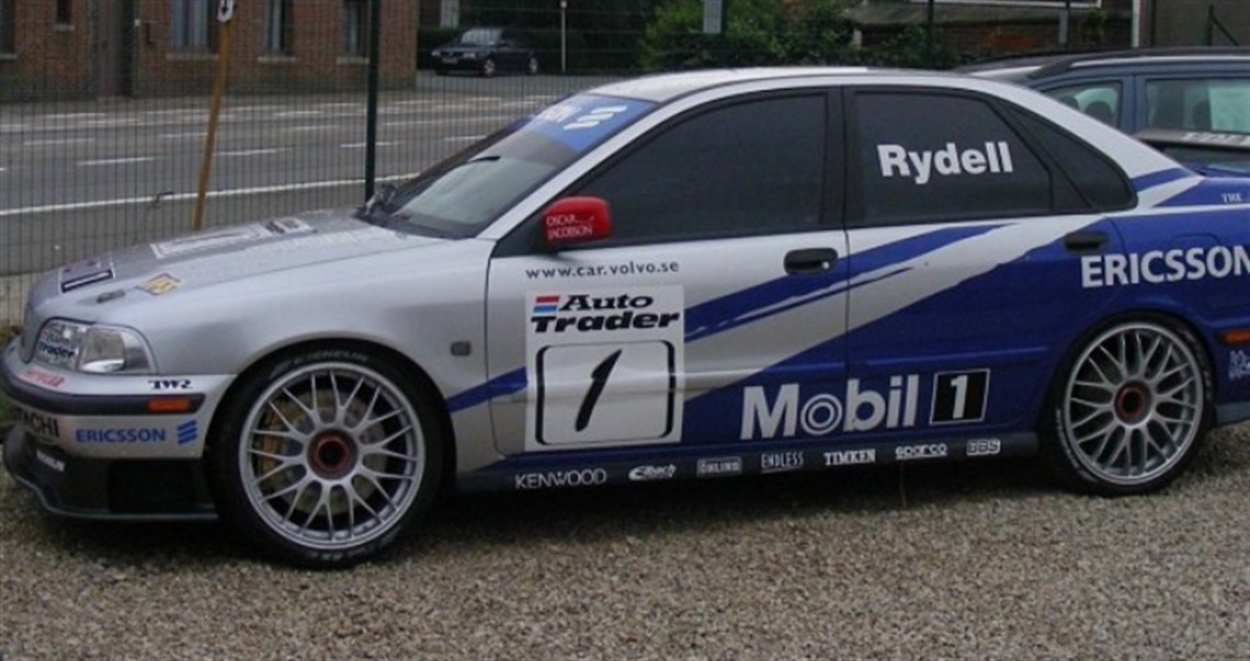 Racecarsdirect.com - Volvo S40 TWR media car