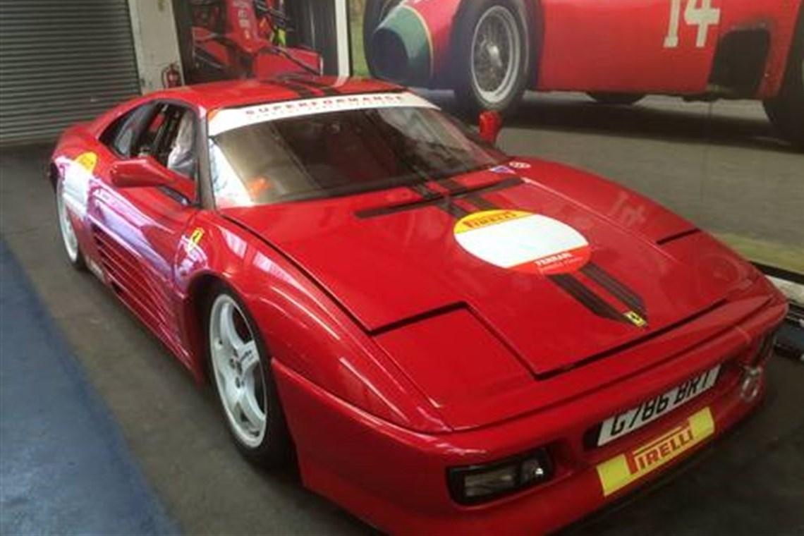 Racecarsdirect Com Ferrari Challenge Spec