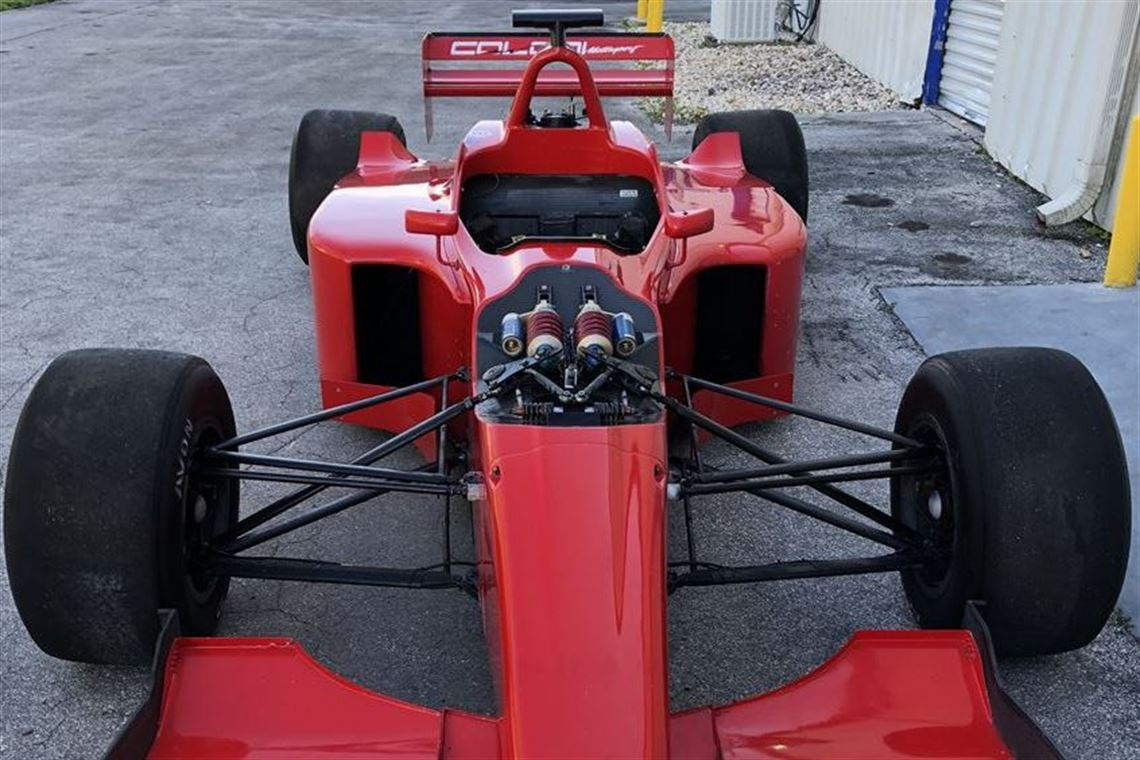Racecarsdirect.com - Formula Lola 3000 Model t99/50 For Sale!