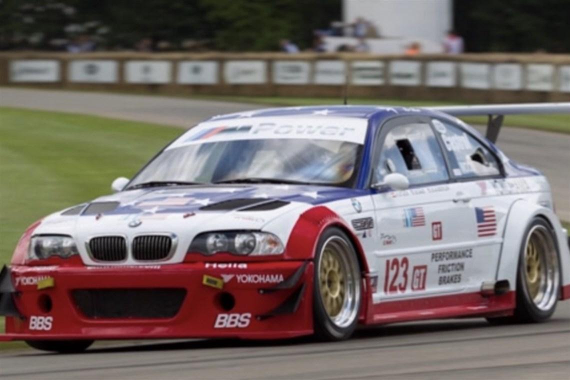Racecarsdirect Com Bmw E46 M3 Gtr Race Car
