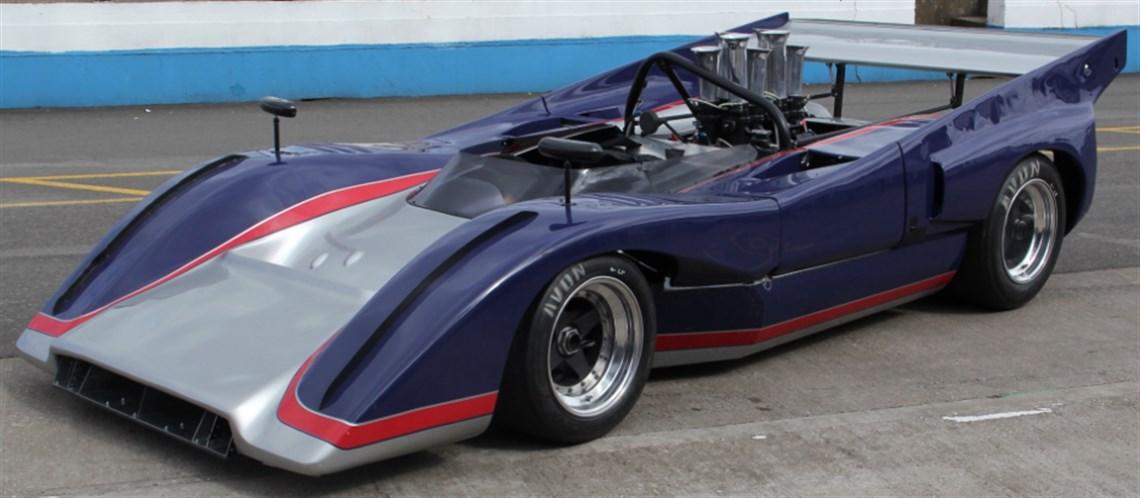 1970 Mclaren M8 C D Can Am Car With Chevrolet V8