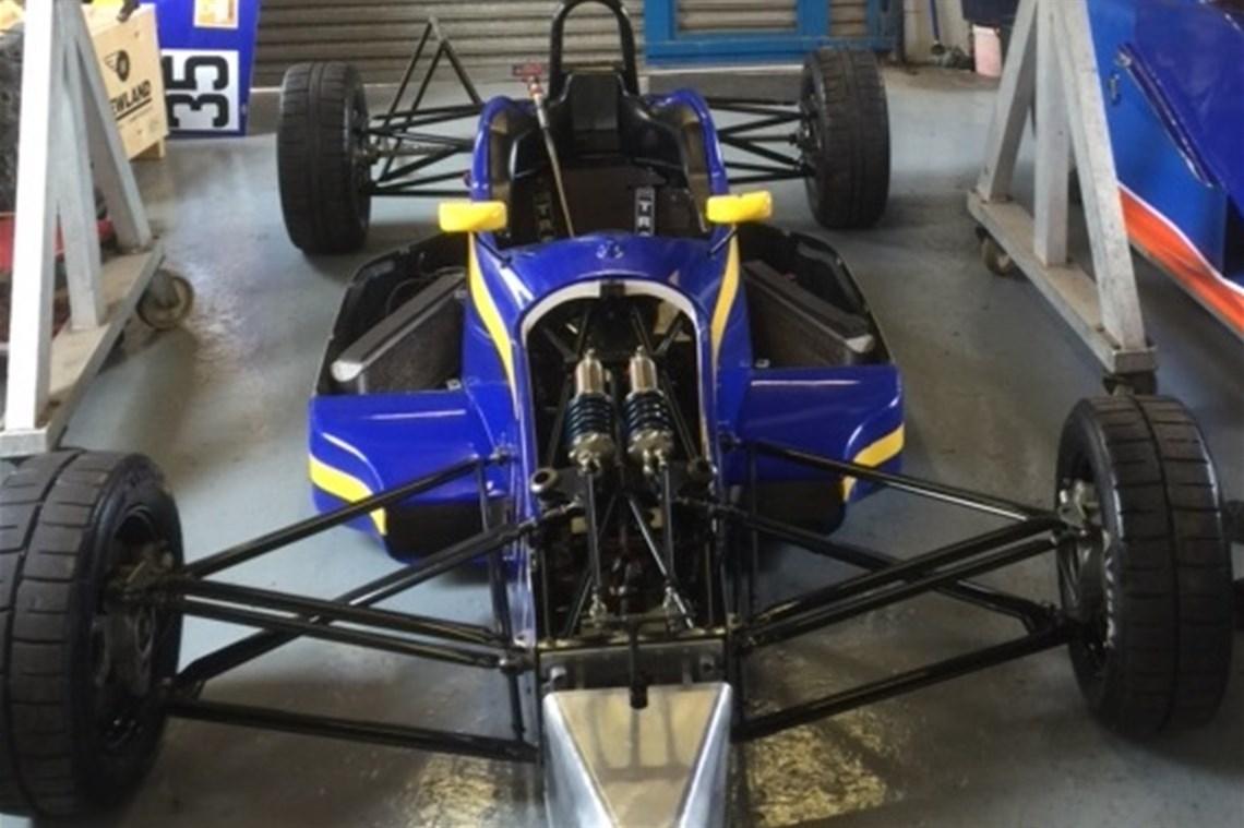 formula-ford-kent-rolling-chassis & Racecarsdirect.com - Formula Ford Kent Rolling Chassis markmcfarlin.com