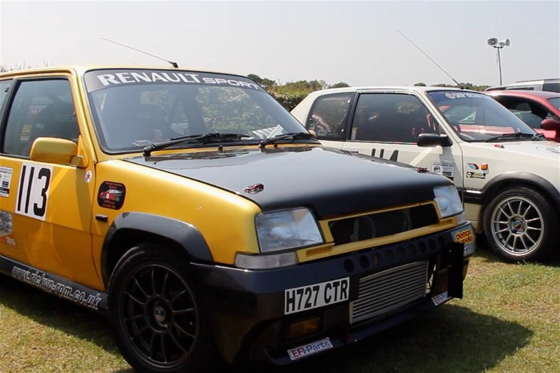 Racecarsdirect Com Renault 5 Gt Turbo Sprint Hillclimb Ready To Win