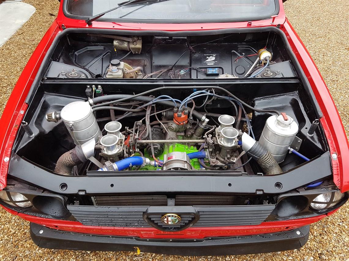 Racecarsdirect.com - 1980 Alfa Romeo Alfasud Ti Race car