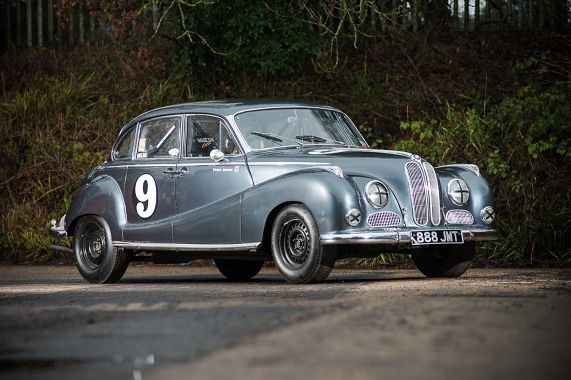 Racecarsdirect.com - 1956 BMW 502 V8