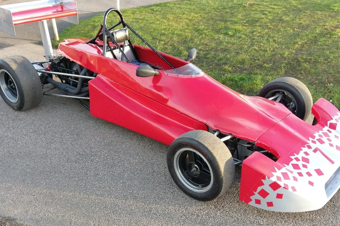 Racecarsdirect.com - Historic Royale RP30 Formula Ford 2000