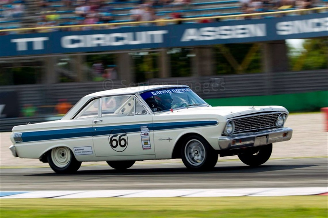 Racecarsdirect 1964 ford falcon rally sprint you wont find a quicker one sciox Images