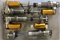ohlins-gt-race-car-damper-set