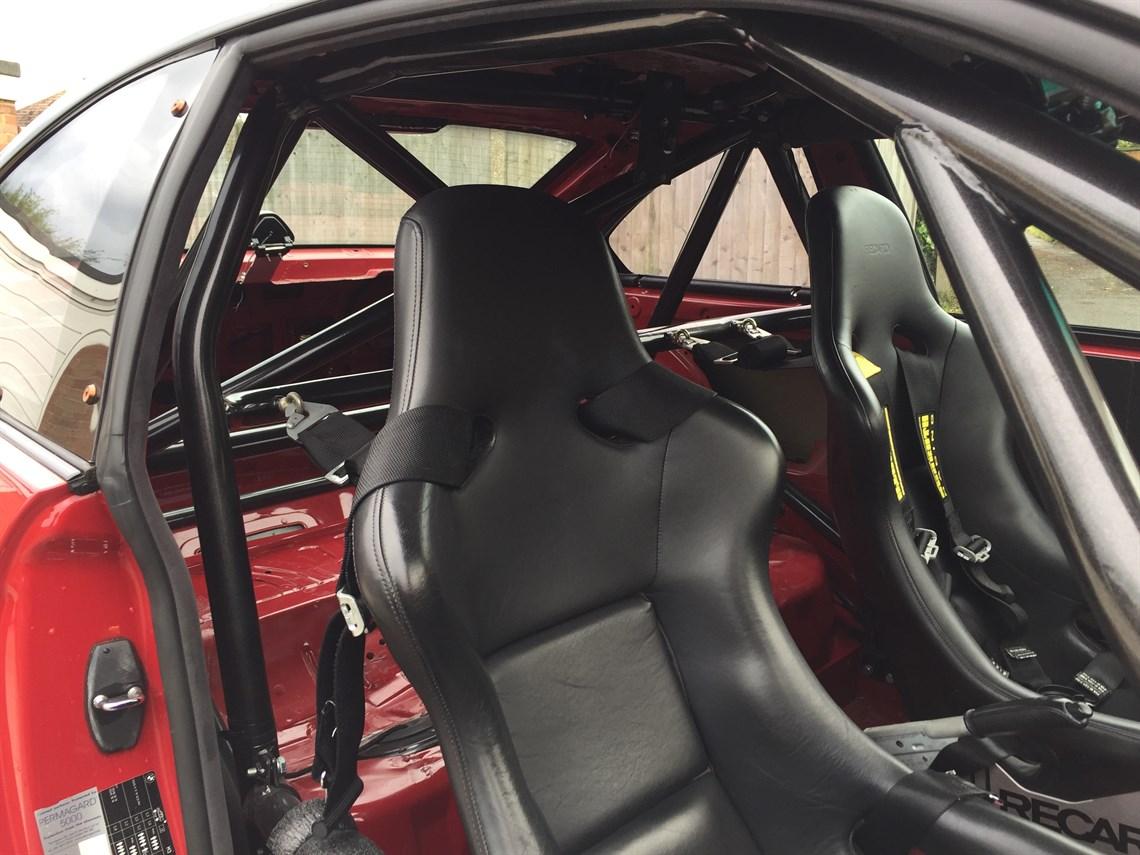 Bmw E46 M3 Racetrack Car