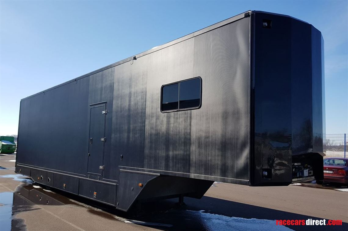 Racecarsdirect.com - Race trailer for up to 4 Formula cars