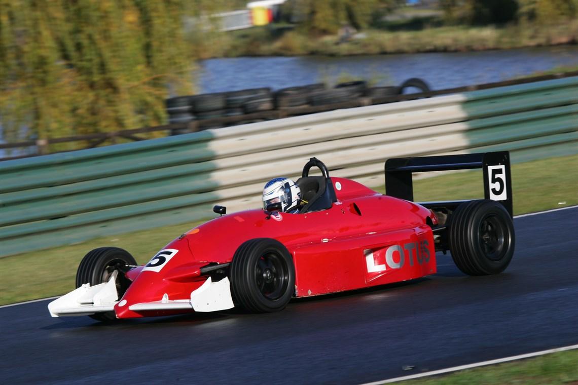Racecarsdirect.com - Formula Opel / Vauxhall Lotus Mark 2