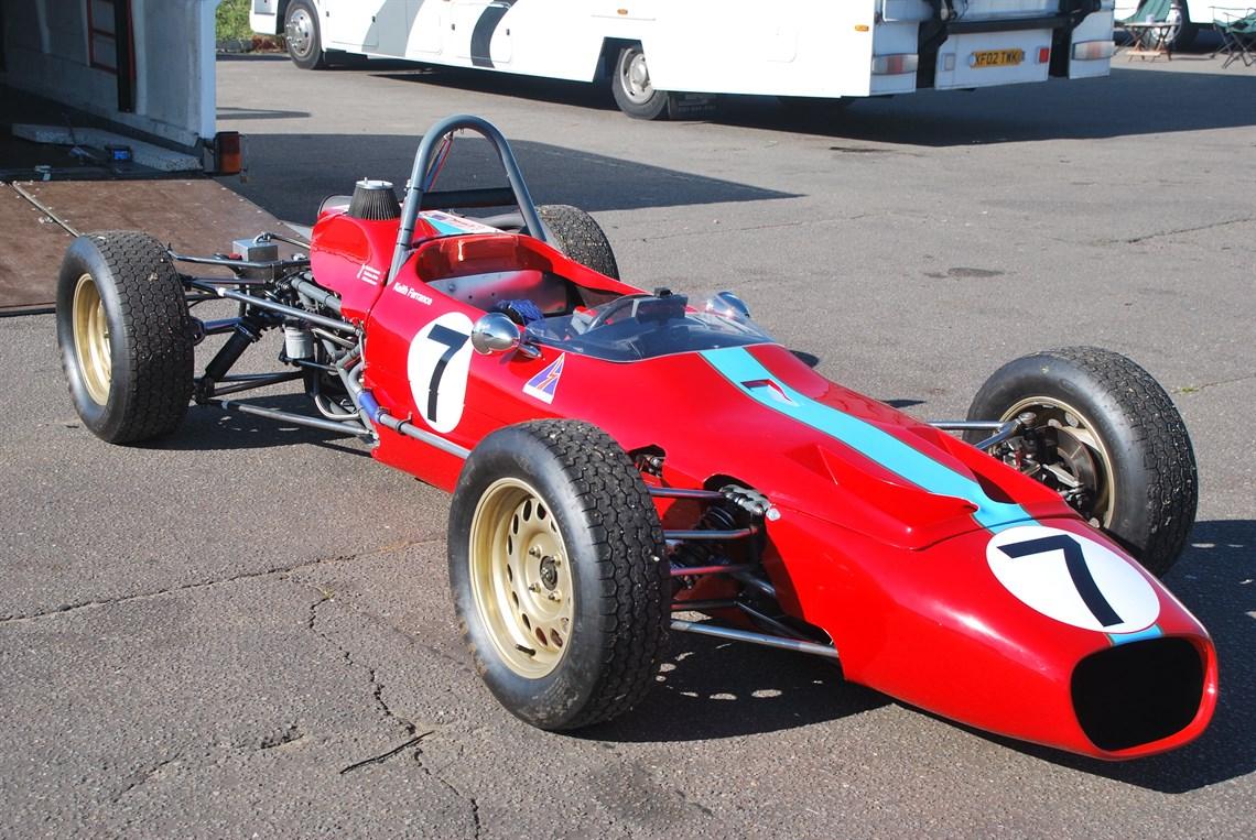 Race Track Lap Timer >> Racecarsdirect.com - Merlyn MK20a Formula Ford 1971
