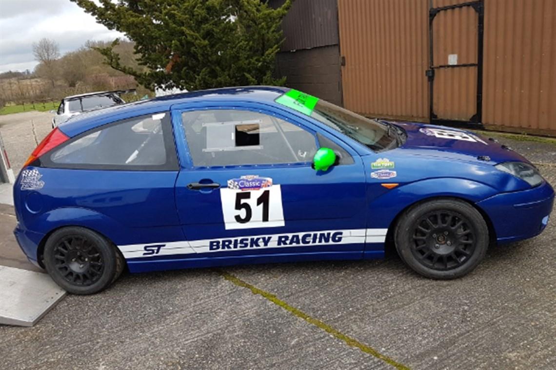 ex-btcc-2000-ford-focus & Racecarsdirect.com - Ex BTCC 2000 Ford Focus markmcfarlin.com
