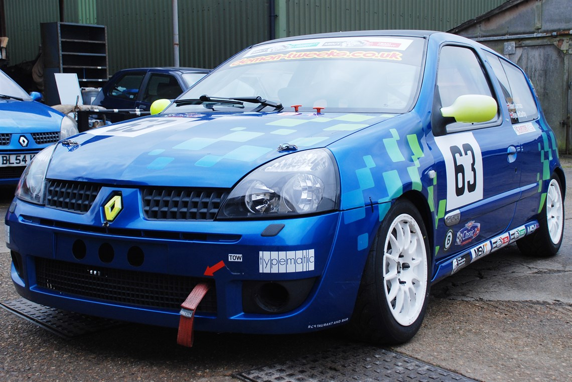 Racecarsdirect Com Renault Clio 172 Cup Race Car