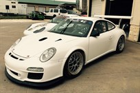 At Motorsport Ranch - 2010 Porsche GT3 Cup Car
