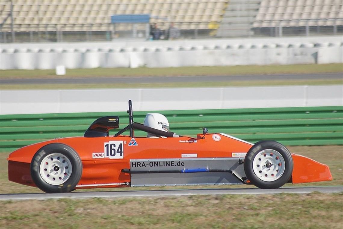 Racecarsdirect.com - Lola Formula Ford 1600